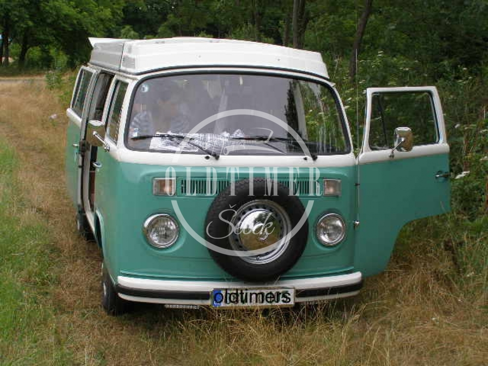 VW T2 Westfalia 1978