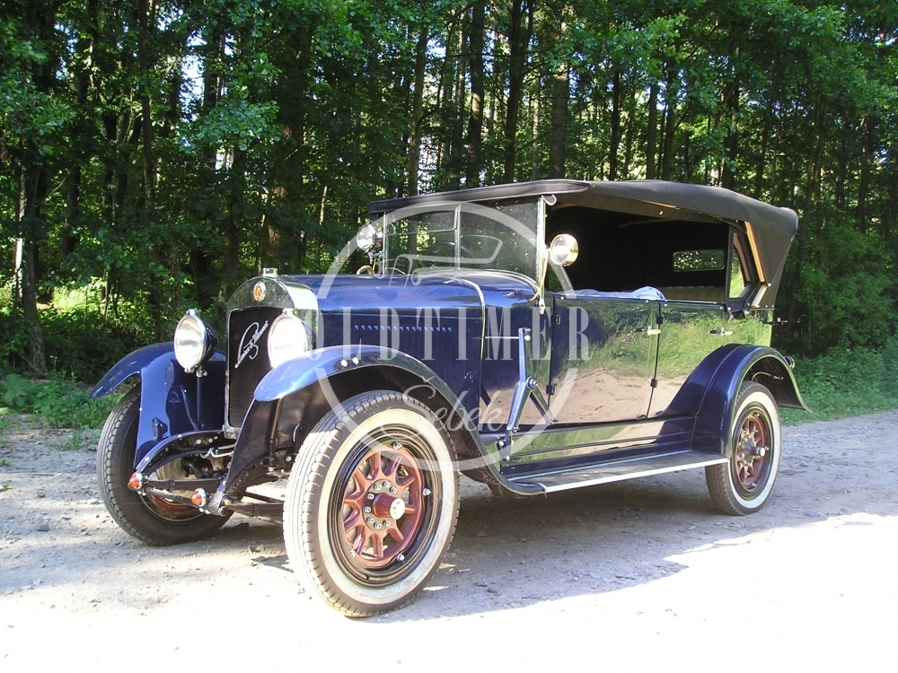 Laurin & Klement 110 1927