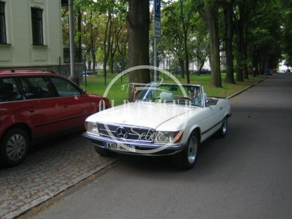 Mercedes-Benz 350 SL 1971
