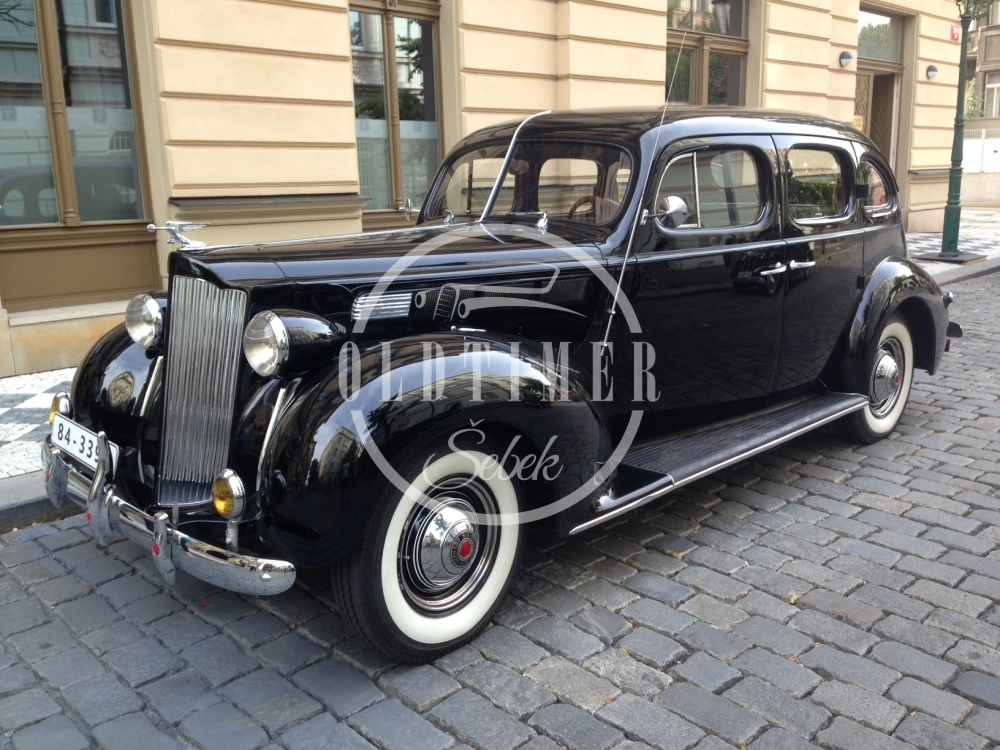 Packard Six Touring 1938